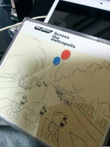 ピロウズ B-side Collection『Across the metropolis』