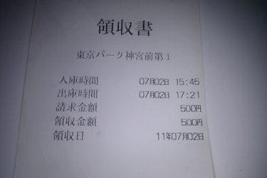 原宿と渋谷と中目黒